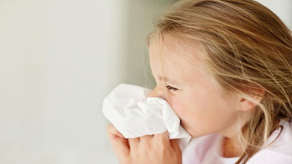 Dinh dưỡng cho trẻ khi bị viêm đường hô hấp trên